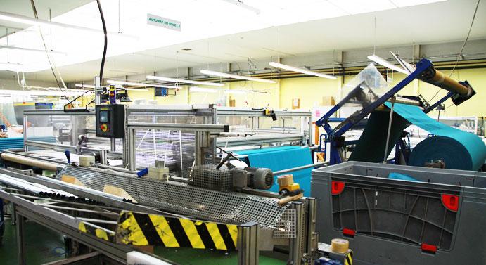 Maszyny do produkcji rolet